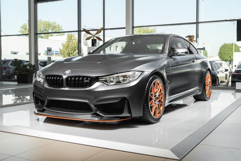 Limitovaná edice BMW M4 GTS skrývá pod kapotou 500 koní