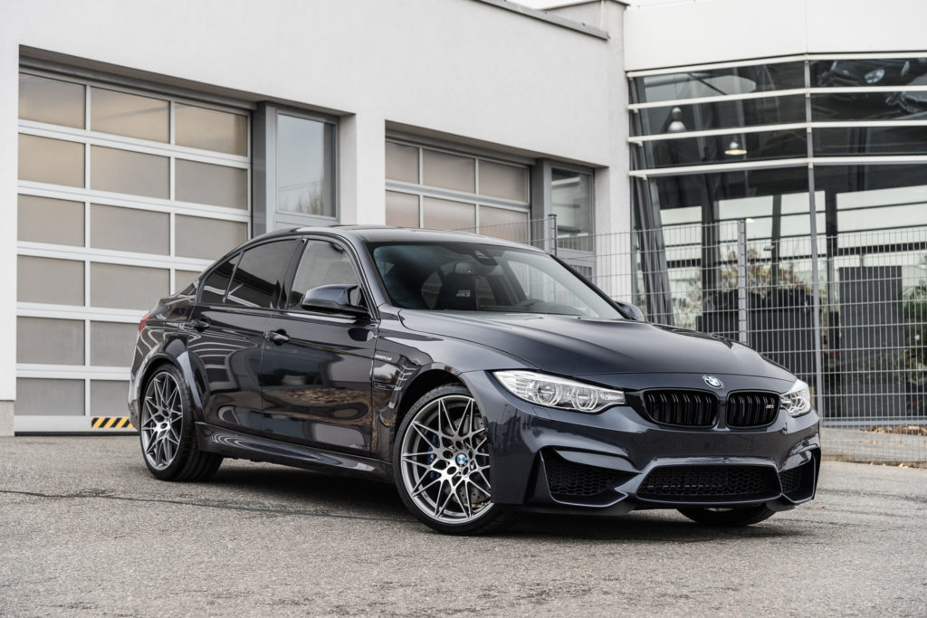 """BMW M3 slaví 30 let s limitovanou edicí M3 """"30jahre"""""""