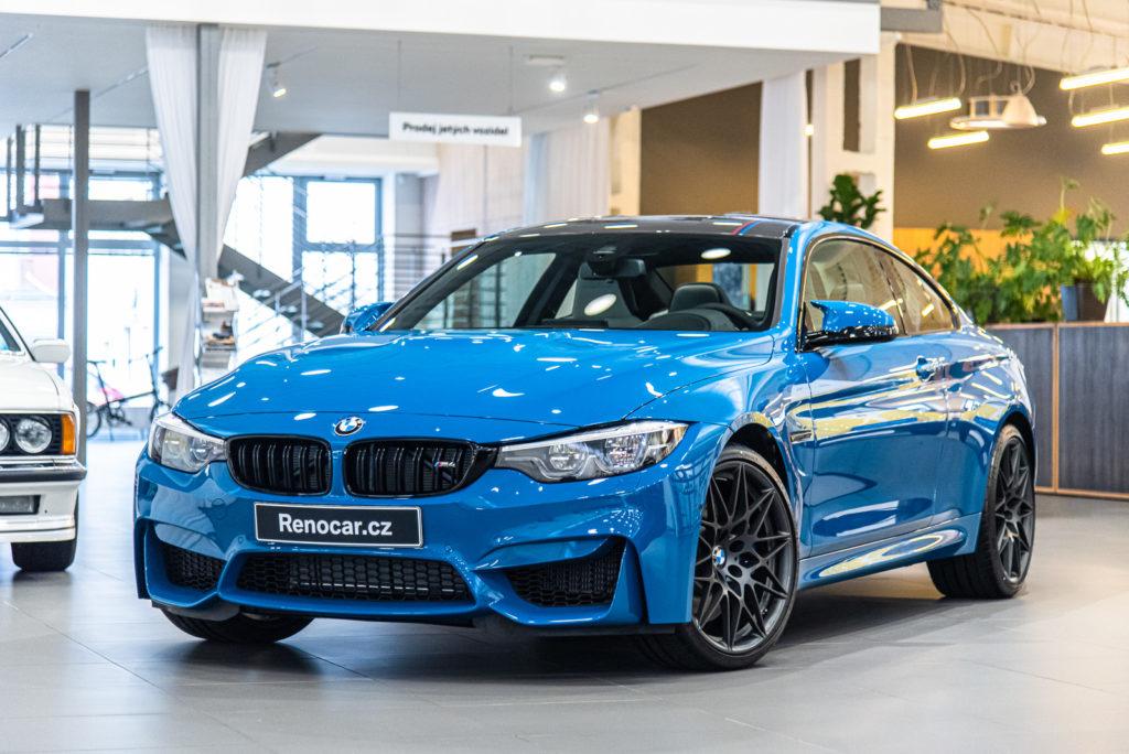 BMW M4 Edition M Heritage v typických M barvách