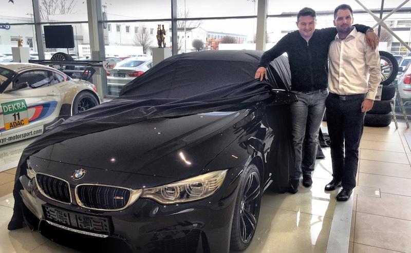Jaroslav Krause: mé zkušenosti s BMW M3