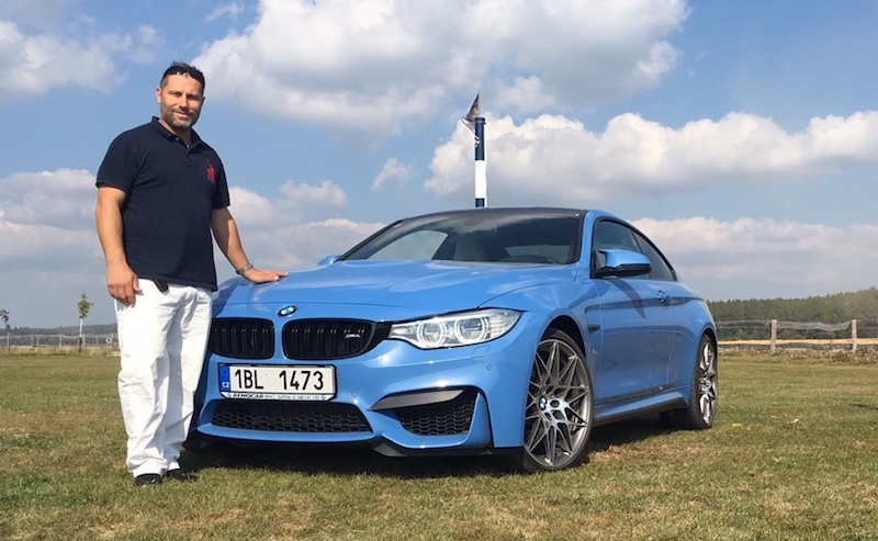 Mé první dojmy z BMW M4