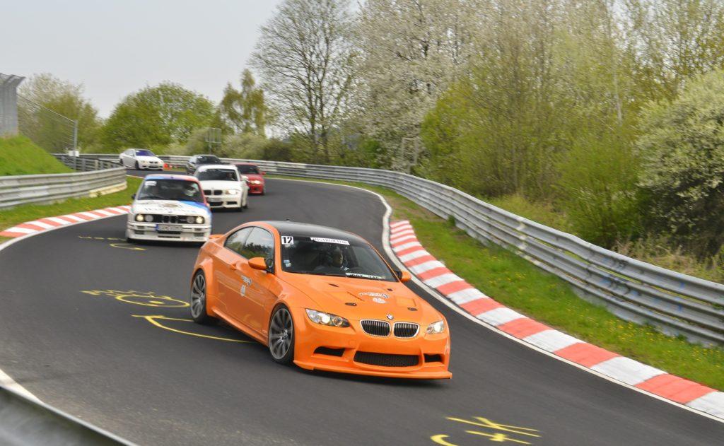 Kurz jízdy na Nürburgringu