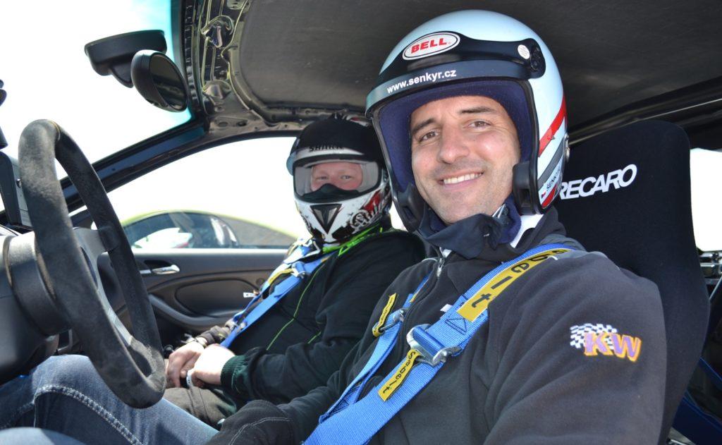 Osobní coaching s firmou Šenkýř Motorsport