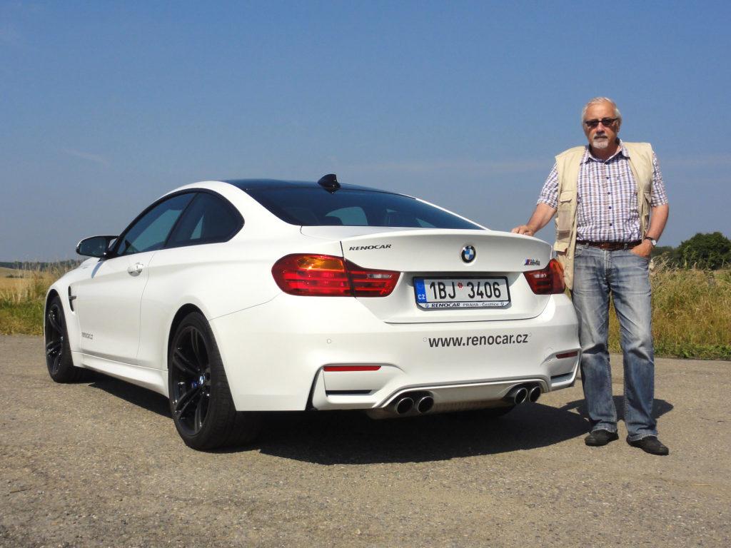 Tom Hyan: BMW M4 Coupé prostě nejlepší?