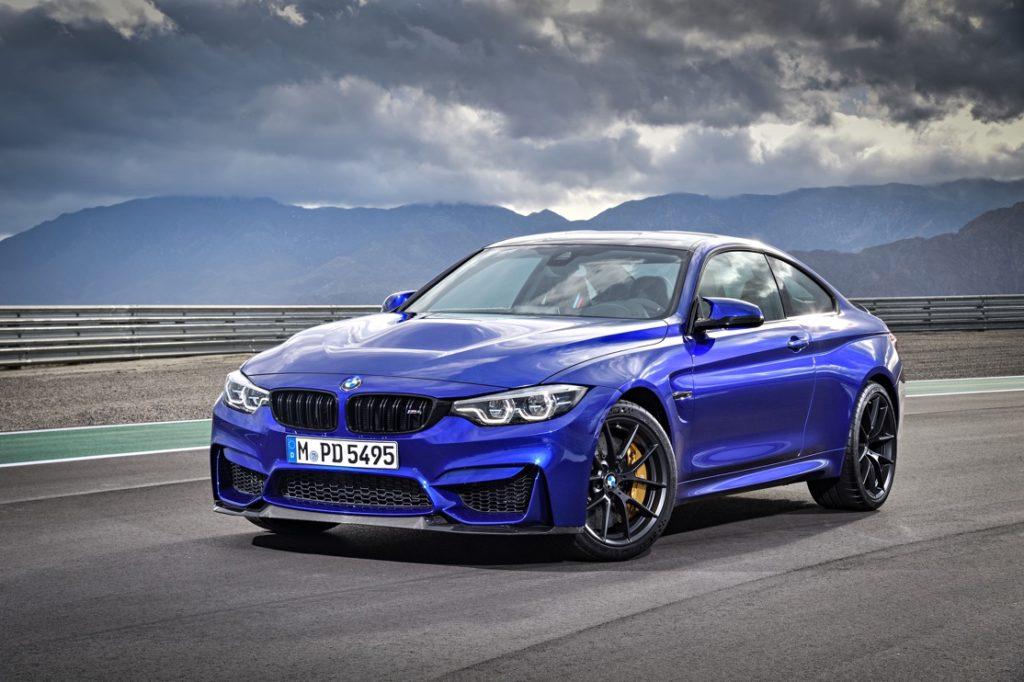BMW M4 CS přichází