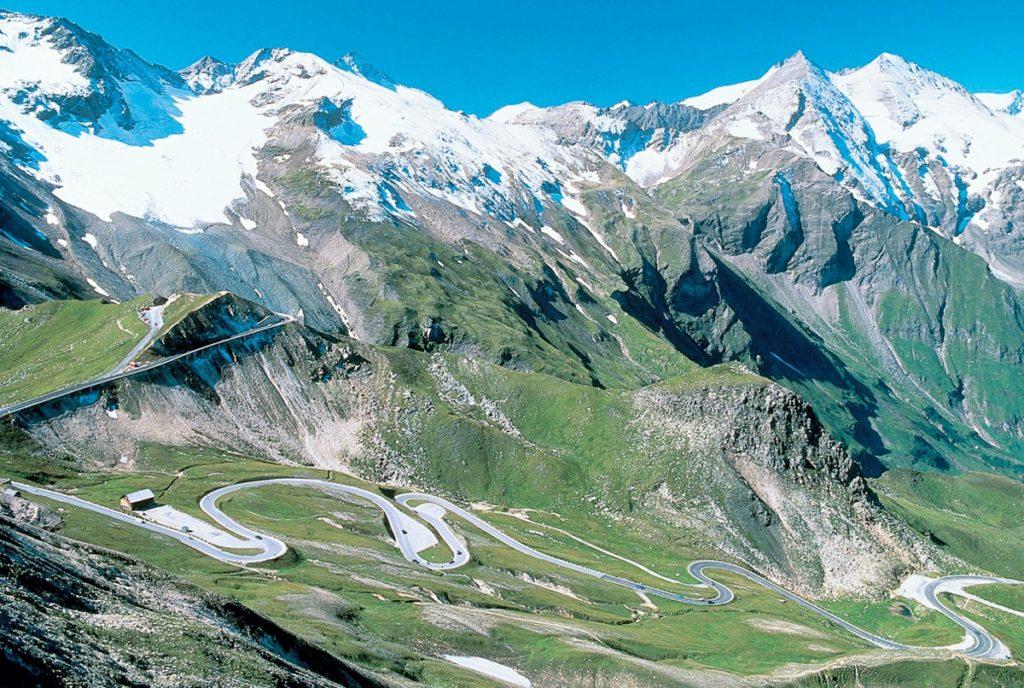 Drsné Alpy aneb výjezdy až do nebes