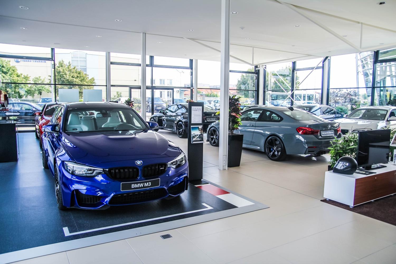 Renocar a.s. - BMW M Centrum