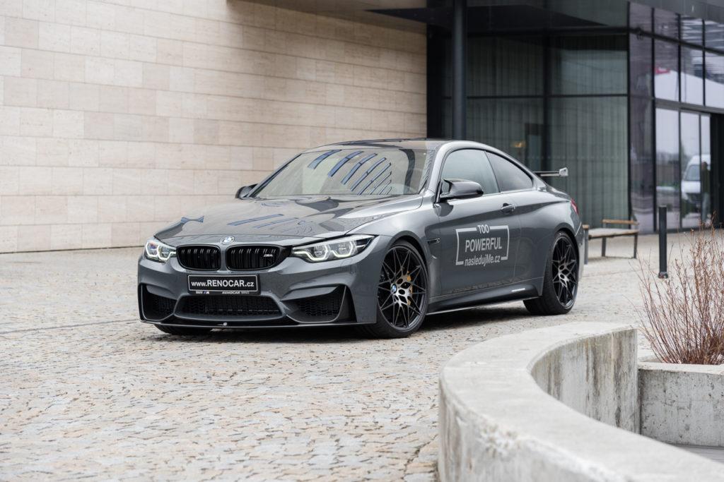 Limitovaná edice BMW M4 Telesto