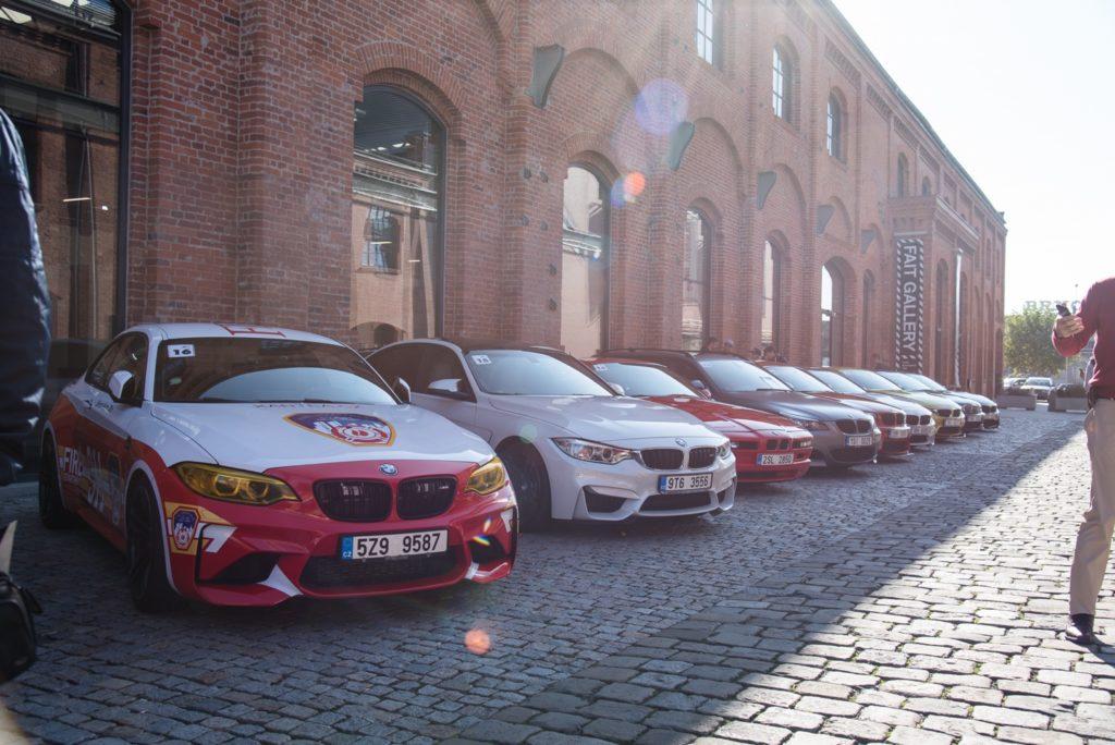 Sraz majitelů BMW M se vydařil na výbornou
