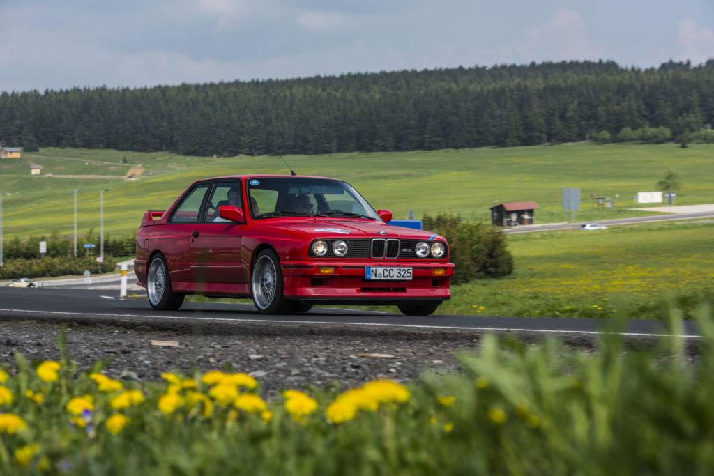 Sraz majitelů BMW M aneb setkání historie a současnosti