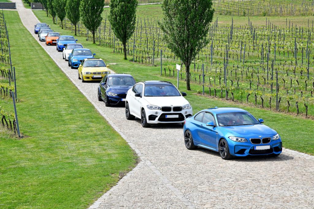 Sraz majitelů BMW M je za námi