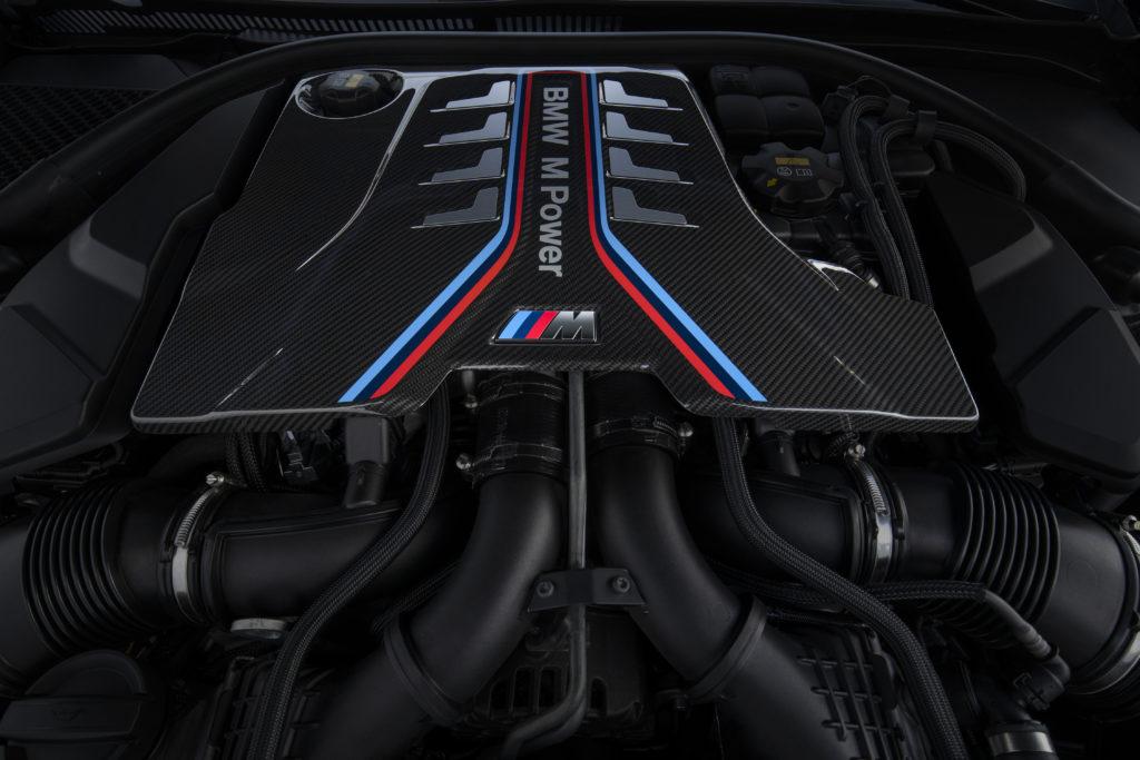 8 válců čisté M Power od BMW