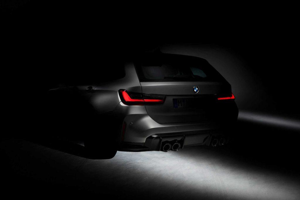 Divize BMW M začíná testovat první BMW M3 Touring