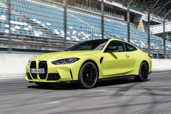Nové BMW M4 Coupé