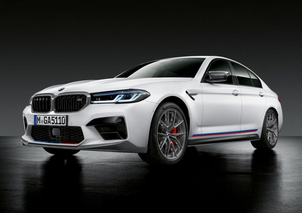 M Performance Parts pro BMW M5